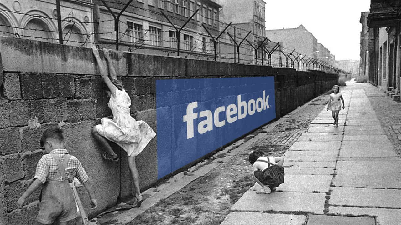 20160615 Networks of Mass Distraction Facebook